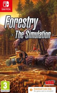Forestry - The Simulation [Code In A Box] (Switch)