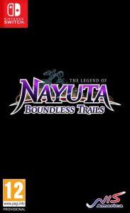 The Legend Of Nayuta: Boundless Trails (Switch)