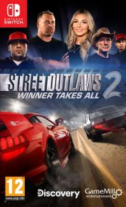 Street Outlaws 2: Winner Takes All (Switch)