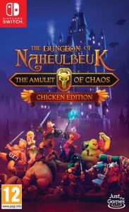 The Dungeon Of Naheulbeuk: The Amulet Of Chaos (Switch)