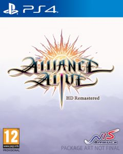 The Alliance Alive HD Remastered Awakening Edition (PS4)