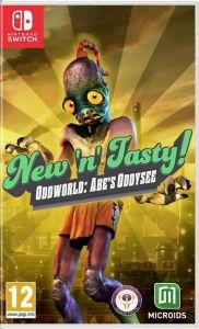 New 'N' Tasty Oddworld: Abe's Oddysee (switch)