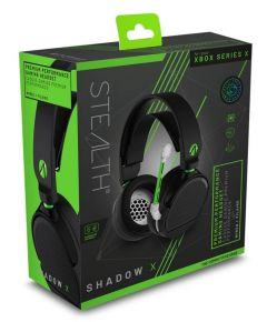 STEALTH SX-Shadow X Stereo Gaming Headset (Black)