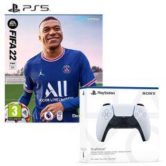FIFA 22 & DualSense Controller (PS5)