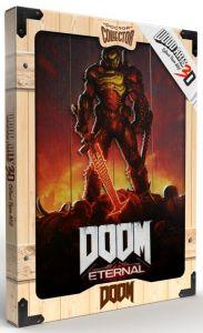 Doom Eternal Woodart
