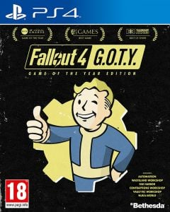 Fallout 4 - Game of the Year Edition (PS4)