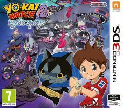 Yo-Kai Watch 2: Psychic Specters (3DS)