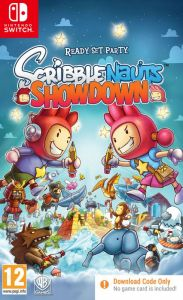 Scribblenauts Showdown [Code In Box]