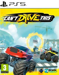 Can't Drive This (PS5)