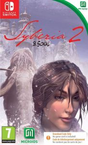 Syberia 2 [Code In A Box] (Switch)