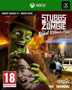 Stubbs The Zombie In Rebel Without A Pulse (Xbox Series X)