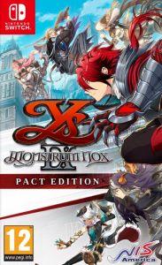 Ys IX: Monstrum Nox Pact Edition (Switch)
