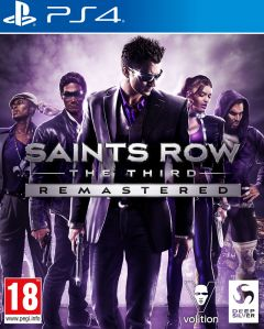 Saints Row The Third Remastered (PS4)