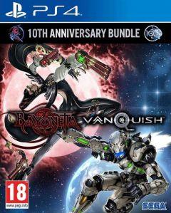 Bayonetta & Vanquish 10th Anniversary Bundle (PS4)