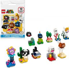 LEGO Super Mario Character Pack - Collectible Toy
