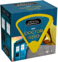 Doctor Who Trivial Pursuit Quiz Game - Bitesize Edition