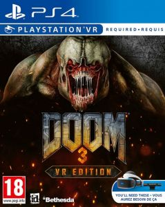 DOOM 3 VR Edition (PS4 PSVR)