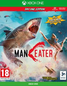 Maneater - Day One Edition (Xbox One)