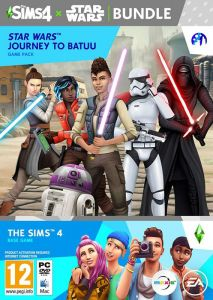 The Sims 4 Star Wars: Journey To Batuu - Base Game and Game Pack Bundle (PC)