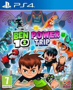 Ben 10: Power Trip! (PS4)