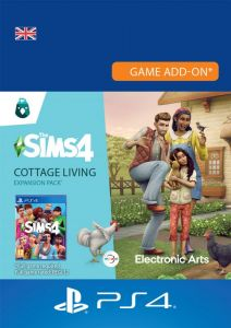 The Sims 4 Cottage Living Expansion Pack - UK Account