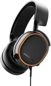SteelSeries Arctis 5 Headset - Black