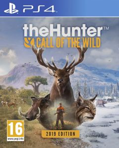 Thehunter: Call of the Wild 2019 Edition (PS4)