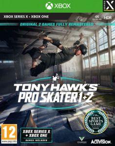 Tony Hawk's Pro Skater 1 + 2 (Xbox Series X)