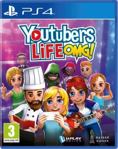 YouTubers Life! OMG (PS4)