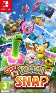 New Pokemon Snap! (Switch)