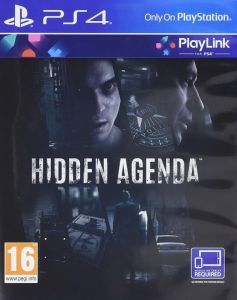 Sony Hidden Agenda [PlayLink] (PS4)