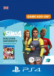 The Sims 4 Discover University - Digital Code - UK account