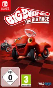 Big Bobby Car: The Big Race (Switch)
