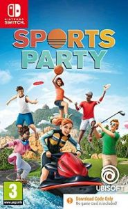 Sports Party [code in box] (Switch)