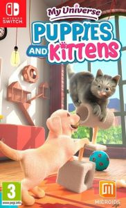 My Universe: Puppies And Kittens (Switch)