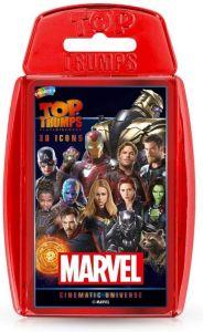Marvel Cinematic Special Top Trumps