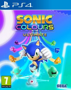 Sonic Colours Ultimate (PS4)