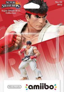 Ryu amiibo - Super Smash Bros Collection No. 56
