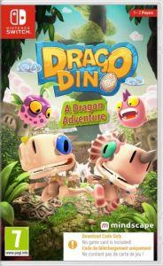 DragoDino A Dragon Adventure [Code in a box] (Switch)
