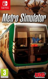 Metro Simulator [Code In A Box] (Switch)