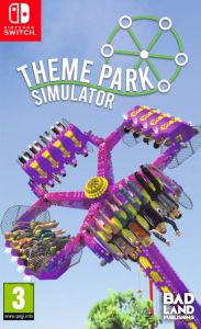 Theme Park Simulator Standard Edition (Switch)