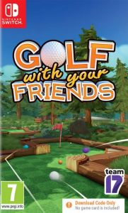 Golf With Your Friends [Code In A Box] (Switch)