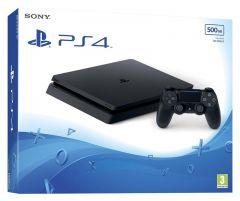 PlayStation 4 Slim 500GB Console (PS4)