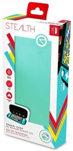 STEALTH Travel Case for Nintendo Switch Lite SL-01 - Turquoise