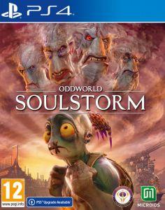 Oddworld Soulstorm: Standard Oddition (PS4)