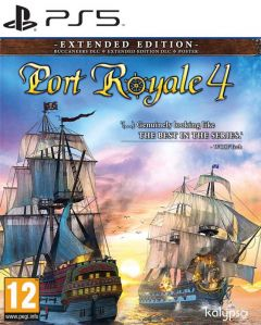 Port Royale 4: Extended Version (PS5)