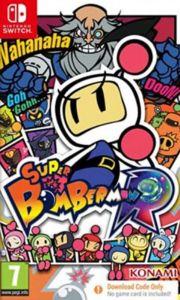Super Bomberman R [Code In A Box] (Switch)