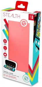 STEALTH SL-01 Travel Case For Nintendo Switch Lite - Coral