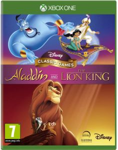 Disney Classic Games: Aladdin and The Lion King (Xbox One)