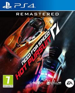 Need For Speed: Hot Pursuit Remastered (PS4)